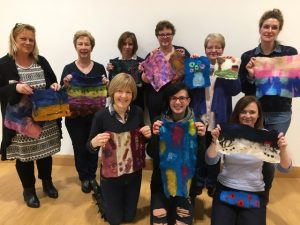 introduction to felt workshop